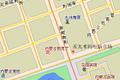 呼和浩特禾太电脑广场交通图