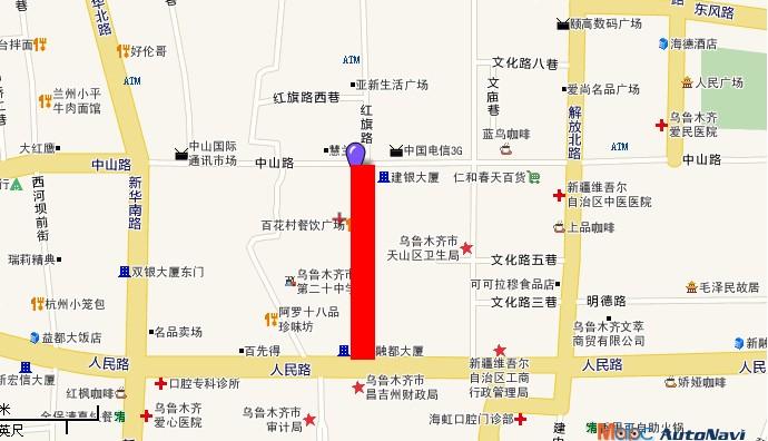 【图】乌鲁木齐红旗路2楼电脑城卖场相册