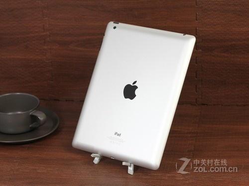 苹果 iPad4白色 背面图