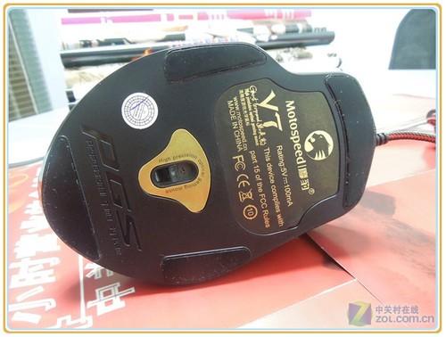 鼠标外接线采用镀金usb接口