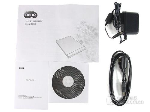 明基5560C平板扫描仪 南宁文拓出售:450元