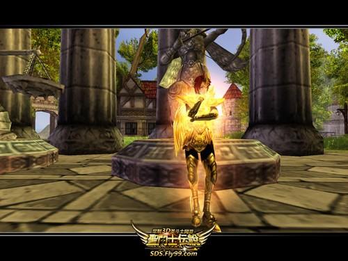 《圣斗士传说》星座大配对 光棍也要爱