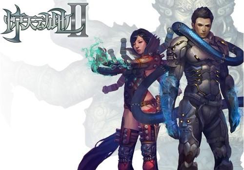 《惊天动地2》成就韩国最受期待游戏