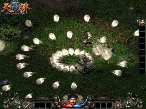 不只为游戏《新天骄》12月7日新区开启