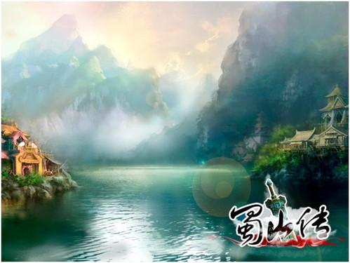 《蜀山传》新版聚仙  战斗伙伴齐亮相