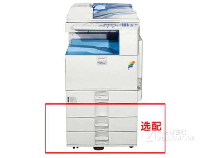 四川成都理光复印机c2030带柜机打发票1.4万