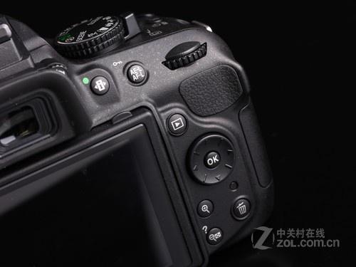 尼康 D5200黑色 功能按钮