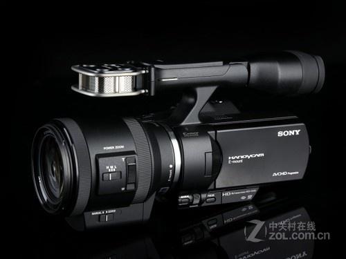 索尼 NEX-VG30EH 外观图