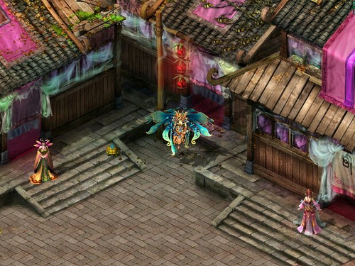 《封神榜3》玄幻漂流:演绎上古战神传说