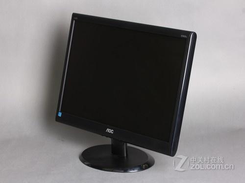 AOC E950Sn黑色 外观图
