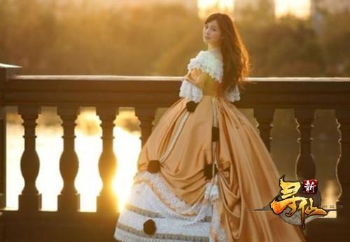 新寻仙 主题曲梦千年之恋让法海也懂爱