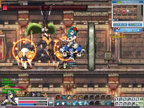 2012年初的内测《守护之剑》重生登场