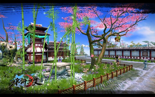 《水浒无双》31日新春贺岁版将启同庆