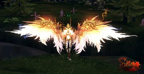 变身天使堕为恶魔《大荒传奇》给你选择