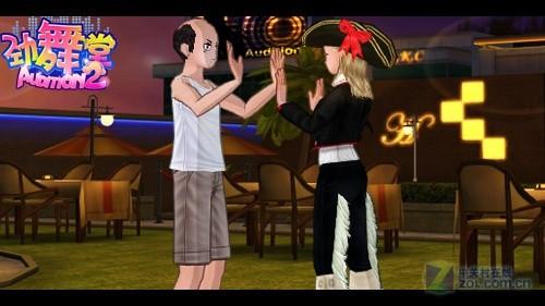 《劲舞堂》3D聊天室 变装互动玩转独特Cos