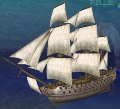大航海时代OL 中世纪战船仿真实力比拼