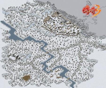 """《传奇3》新版""""雪原""""全面解析"""