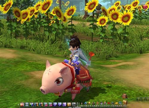 小猪的逆袭《大唐无双2》另类玩法