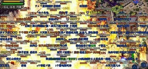 《热血传奇》十二年版本齐上阵新区引关注