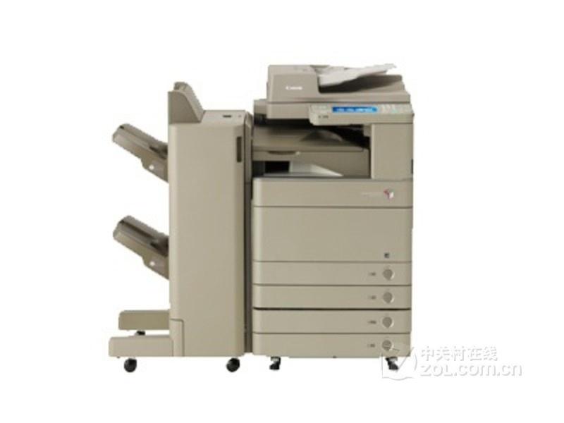 佳能复印机使用方法