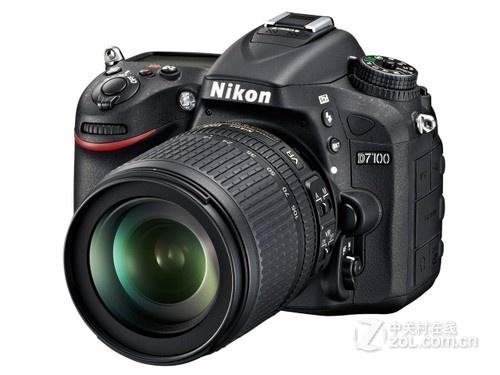 经典DX相机 尼康D710018-105套机售5280