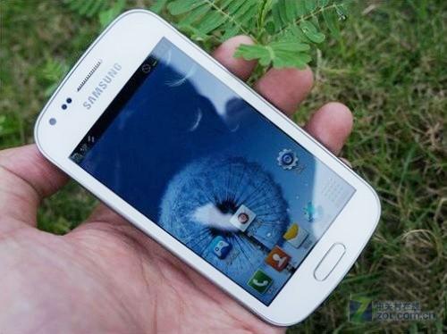 模双待随意打 三星S7572手机超值仅1100元