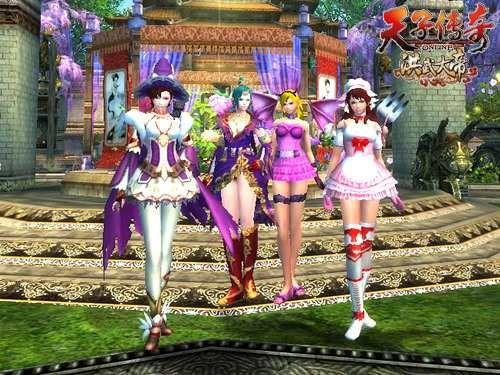 舞动春风秀《天子传奇》新春欢乐女人节