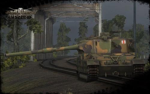 《坦克世界》两周年全民狂欢 庆典火爆进行