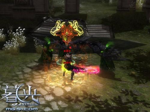 玄幻世界剑与盾《暮光》骑士双武器详解
