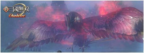 《真三国无双OL》三大圣兽决战昆仑之巅