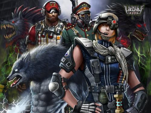 """《狼队OL》""""猥琐""""战术造就一代枪神"""