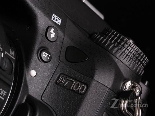 尼康 D7100黑色 标识图