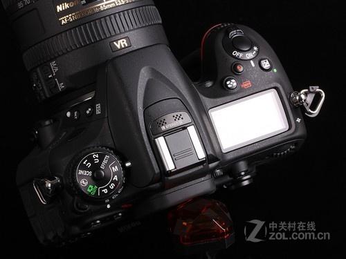 尼康 D7100黑色 顶部图