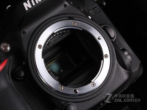 尼康 D7100黑色 机身卡口