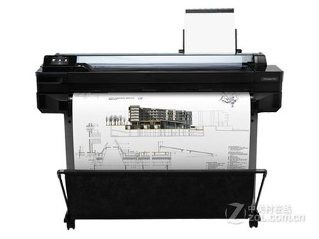 高精度大幅面 HP T520低价热销26000元