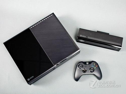 省电 微软Xbox One含Kinect 售价3699元