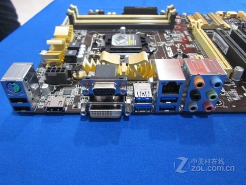ATX板型  合肥华硕Z87-C主板安徽报734元