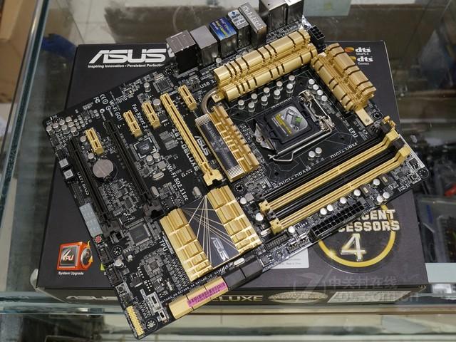 快速优质 华硕Z87-Deluxe 售价2449元