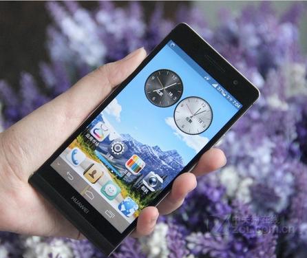全球最轻薄手机 华为P6诱人价2588元