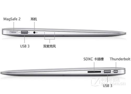 13吋超薄国行机 苹果MD761CH/A售9100元