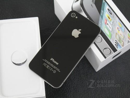 时尚质感玻璃机身 苹果iPhone 4S热卖