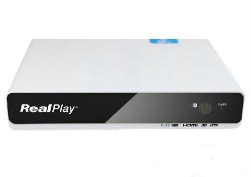瑞珀realplay h6 网络电视机顶盒高清网络播放器超安卓机顶...