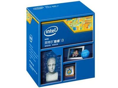 Intel 酷睿i3 4130(盒)售价696元