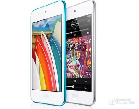 图为:苹果iPodtouch 5