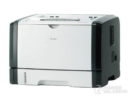 理光SP310DNw激光打印机冲重庆售1950元
