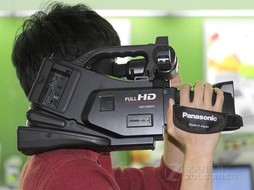专业摄像入门机 肩扛式松下MDH1仅6400元