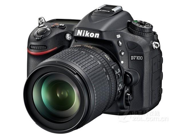 尼康D7100套机(18-140mm)    5699元