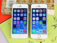 支持移动4G网络 苹果iPhone 5S潍坊4500