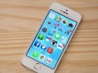 苹果iPhone5S报价1099元 苹果7上市时间