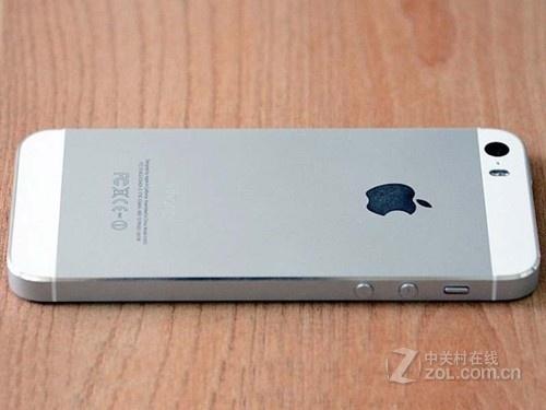 苹果iphone5s采用金属机身设计